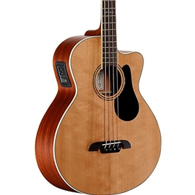 Alvarez Artist 60 Acoustic Bass Cutaway Electric