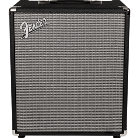 Rumble™ 100 Bass Combo (V3), 120V, Black/Silver