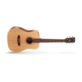Cort | Easy Play Acoustic Guitar Open Pore Natural