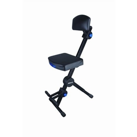 QuikLok DX749 Rapid Set-Up Deluxe Seat