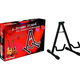 RockBag Standard A-Frame Classic/Acoustic Guitar Stand