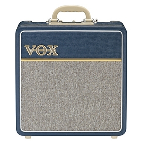Vox 4W 1x10 All-Tube Mini Guitar Combo Amp with Top Boost