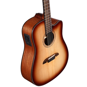 Alvarez Artist 60 12 String Dreadnought , Shadowburst