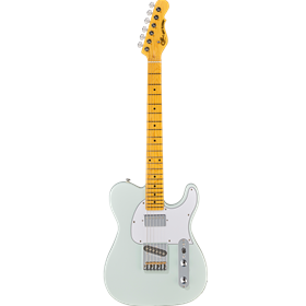 Tribute ASAT Classic Bluesboy, Sonic Blue, vint. tint gloss maple neck and fretboard