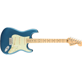 American Performer Stratocaster®, Maple Fingerboard, Satin Lake Placid Blue