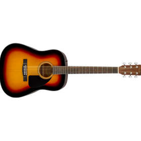 CD-60 Dreadnought V3 w/Case, Walnut Fingerboard, Sunburst