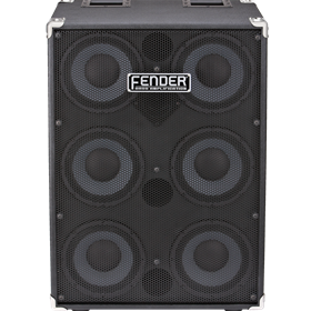610 Pro Speaker Cabinet, Cast Frame Speakers, Horn w/ Attenuator