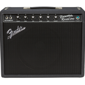 "'68 Custom Princeton Reverb ""Black & Blue"" Limited Edition"