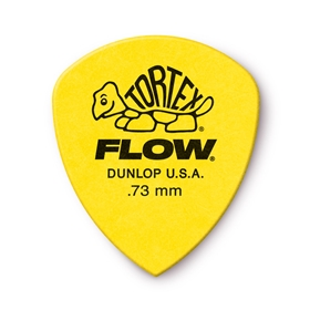Dunlop | TORTEX FLOW STANDARD PICK , 12/pack .73mm