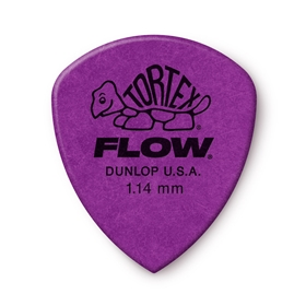 Dunlop | TORTEX FLOW STANDARD PICK , 12/pack 1.14mm
