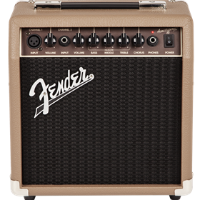 Fender Acoustasonic™ 15, 120V, Acoustic Guitar Amplifier