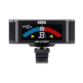 Korg Clip-On Trumpet / Trombone Tuner w/ color display