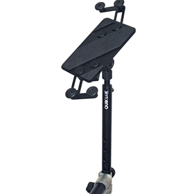 Quik Lok Universal Tablet Holder for X-Style Keyboard Stands