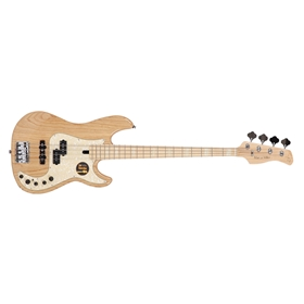 P7 Swamp Ash-4str - Natural 2nd Gen
