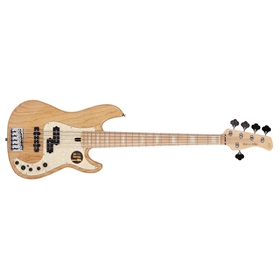 P7 Swamp Ash-5str - Natural 2nd Gen