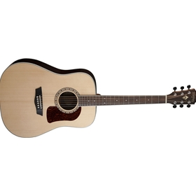 Washburn Heritage Dreadnought w/ Electronics