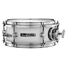 Pearl Short Fuse Snare w/ Mounting Bracket, White