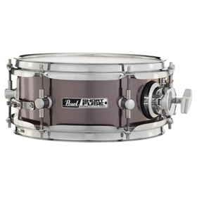 Pearl Short Fuse Snare w/ Mounting Bracket, Brushed Pewter