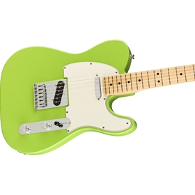 Fender Player Telecaster, Ltd Ed. Electron Green, Maple Fingerboard