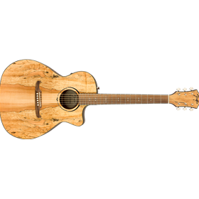 2019 Limited Edition FA-345CE Auditorium, Spalted Maple Top, Laurel Fingerboard, Natural
