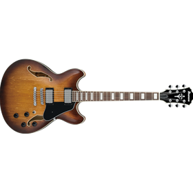 Ibanez AS53 Artcore Tobacco Flat