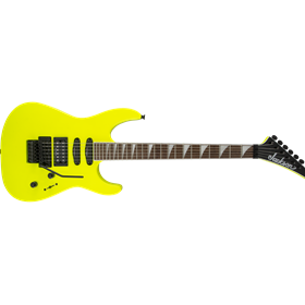 X Series Soloist™ SL3X, Laurel Fingerboard, Neon Yellow
