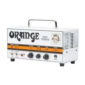 Orange | Tiny Terror 15 Watt Tube Head