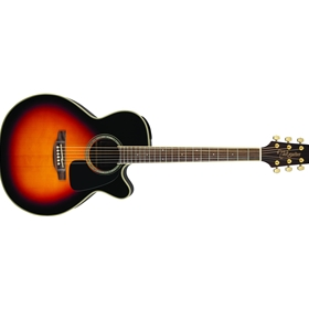 Takamine | Nex Cutaway Acoustic-Electric Guitar, Sunburst