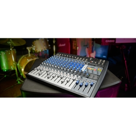 Studiolive AR16-USB 18 Channel Mixing Board / Recording Interface