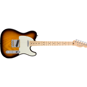 American Pro Telecaster, Maple Fingerboard, 2-Color Sunburst