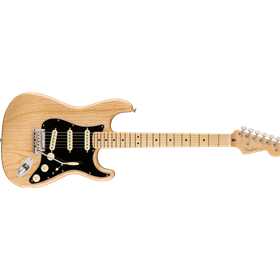 American Pro Stratocaster®, Maple Fingerboard, Natural