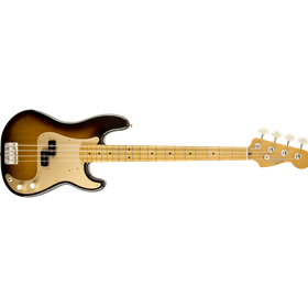 50s Precision Bass, Maple Fingerboard, 2-Color Sunburst