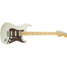 American Elite Stratocaster HSS ShawBucker, Maple Fingerboard, Olympic Pearl