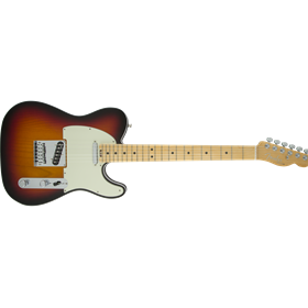 American Elite Telecaster, Maple Fingerboard, 3-Color Sunburst