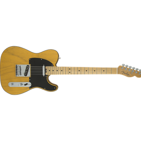 American Elite Telecaster, Maple Fingerboard, Butterscotch Blonde (Ash)