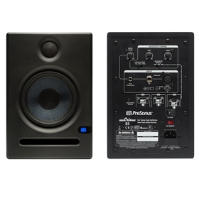 "Two-Way Active 5.25"" Studio Monitor (Single)"
