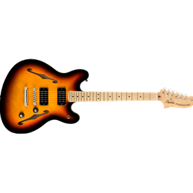 Affinity Series™ Starcaster®, Maple Fingerboard, 3-Color Sunburst