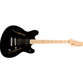 Affinity Series™ Starcaster®, Maple Fingerboard, Black