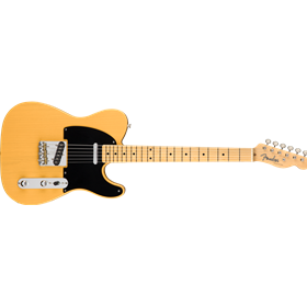 American Original '50s Telecaster, Maple Fingerboard, Butterscotch Blonde