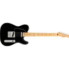 Player Telecaster, Maple Fingerboard, Black