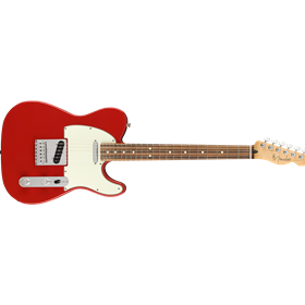 Player Telecaster, Pau Ferro Fingerboard, Sonic Red
