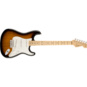 American Original '50s Stratocaster, Maple Fingerboard, 2-Color Sunburst