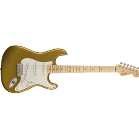 American Original '50s Stratocaster, Maple Fingerboard, Aztec Gold