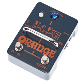 Orange ABY Pedal