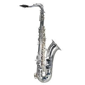 Antiqua TS3220SL Tenor Saxophone | Silver Plated Body & KeysAntigua