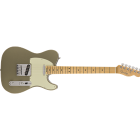 American Elite Telecaster, Maple Fingerboard, Champagne