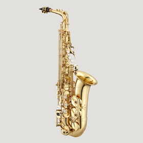Antiqua AS3100BQ Alto Saxophone | Black Nickel Body & Lacquer Keys