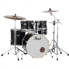 Pearl Export Laquer, 2218B-1007T-1208T-1414F-1455S, Black Smoke