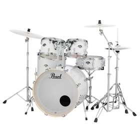 Pearl Export EXX725 Shell Pack - Pure White