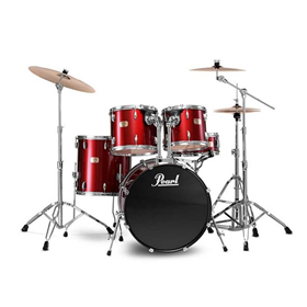 Pearl Export Shell Pack - Wine Red